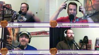 BMFcast310 - The Human Tornado Live Stream