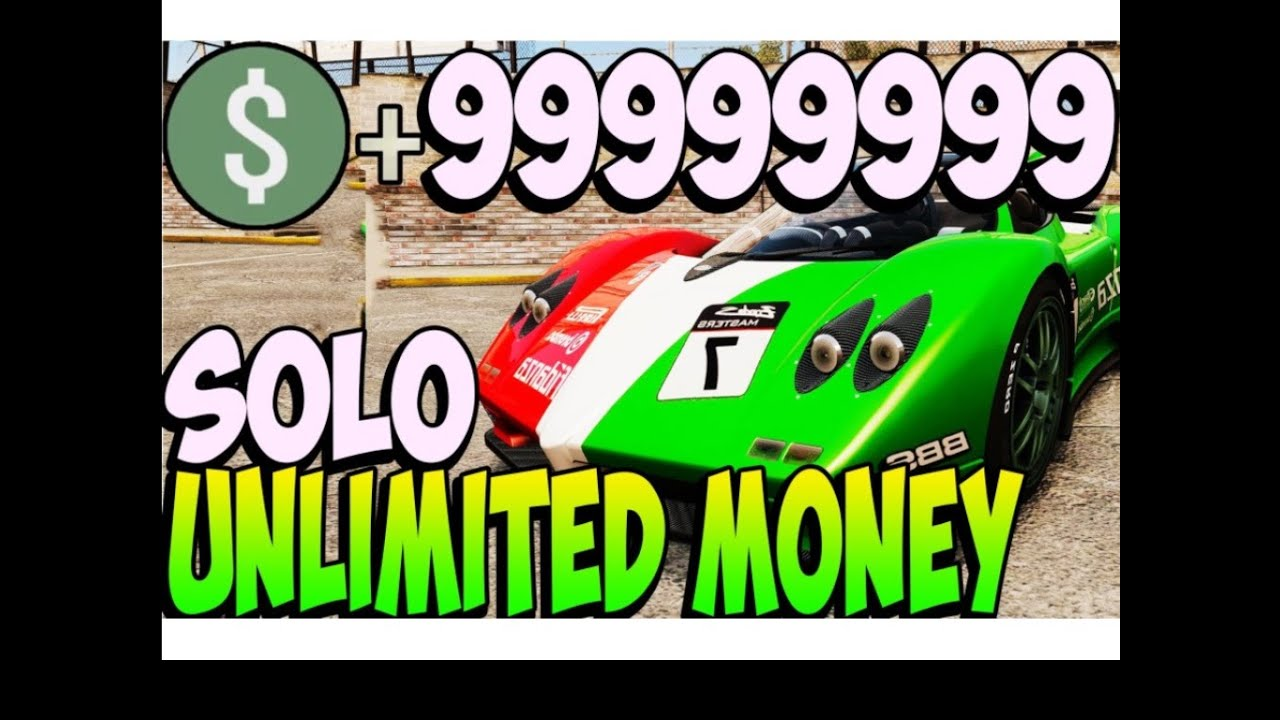 gta v how to make money online solo