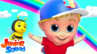Swing Song | Nursery Rhymes and Songs For Kids | Baby Rhyme | Children Song