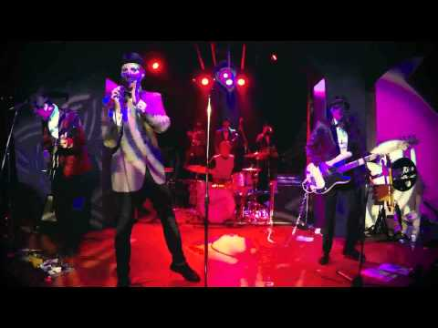 Olly Riva & The Soul Rockets - It's Your Voodoo Working (Sheffield) - @Black Hole 22/02/2015