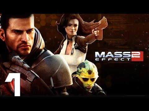 Mass Effect 2 - Episodio 1 - El renacer de un héroe