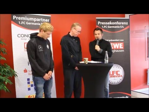 PK Vorbericht USI Lupo Martini Wolfsburg