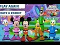 "Disney Mickey Mouse Club House Space Adventure ""Disney Junior Online Games"""