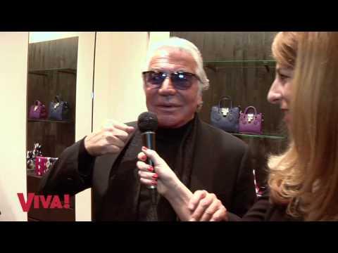 Interviu Roberto Cavalli
