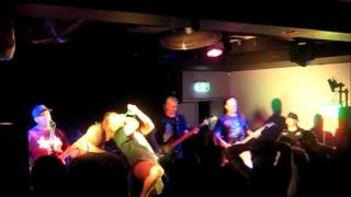Pitchfork Live @ N3 Way Out Of Here 14/11/2015 @ The Beachcomber