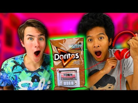 Doritos Made Smart Chips? ft Marlin