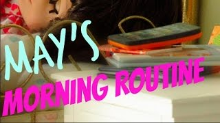 May's Morning Routine - AGSM