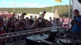 Kai Tracid Playing Liquid Skies Live @ Luminosity Beach Festival 2011 Day 2 Part 10