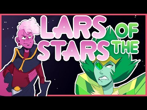 Lars' FATE as a Space Pirate - Steven Universe Lars of the Stars Theory