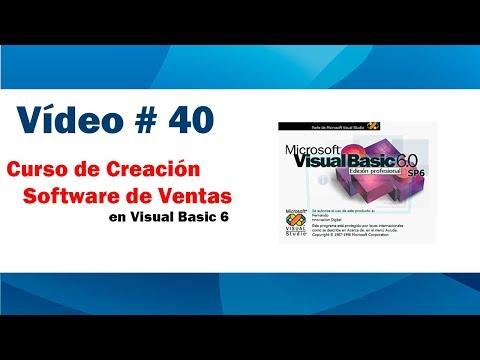 Tutorial creación de Software de Ventas V40 Ventana Configuración thumbnail