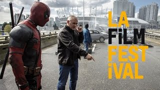 Deadpool Director Tim Miller Shares Advice For First-Time Filmmakers