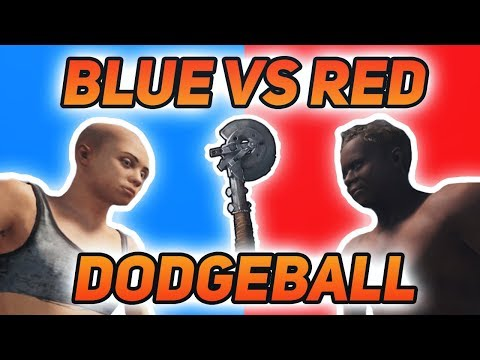 RUST | DODGEBALL RED VS BLUE | SERVER EVENT thumbnail