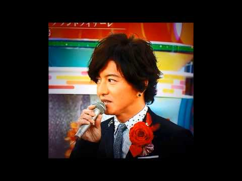 Kimura Takuya 42th Birthday Challenge