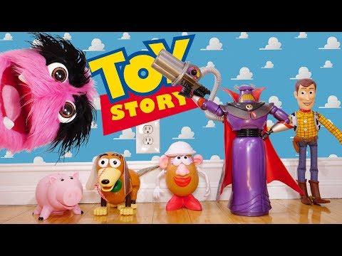 Фаззи марионетка ???? игрушка история часть 2! Коллекция лучших новых игрушек!