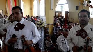 Mariachi Aguilas Negras Cantando Ay Arandas