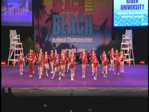 Rider Cheer 2017 At Reach The Beach Nationals