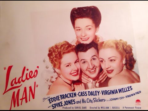 Ladies' Man (1947) Full Movie