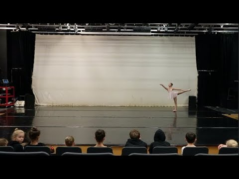 'Tears of an Angel' Lyrical Dance by Darcey-Dee Springer   SYB Choreographic Competition 2017