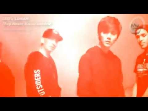 EXO X LUHAN - They Never Know/Excited (MashUp)