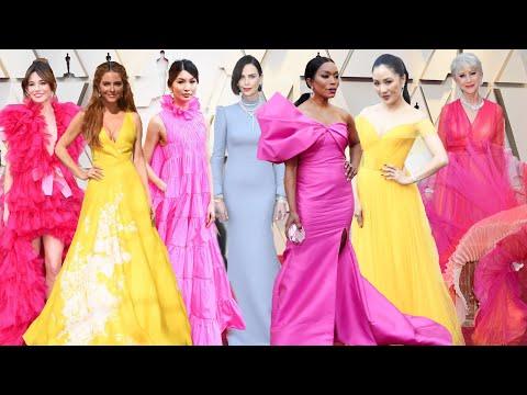 Oscars 2019 Red Carpet Dresses. Оскар: все платья красной дорожки