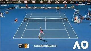 Tennis Elbow 2013 GAMEPLAY - AUSTRALIAN OPEN 2018 - RAFAEL NADAL VS NOVAK DJOKOVIC