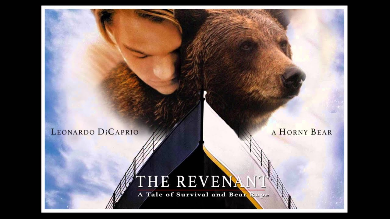maxresdefault leonardo dicaprio gets raped by a bear in revenant youtube