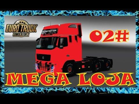 Euro Truck Simulator 2 - Mb 1938 + Acessorios | FunnyCat TV
