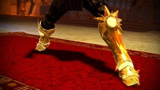 Path of Exile - Radiant Boots