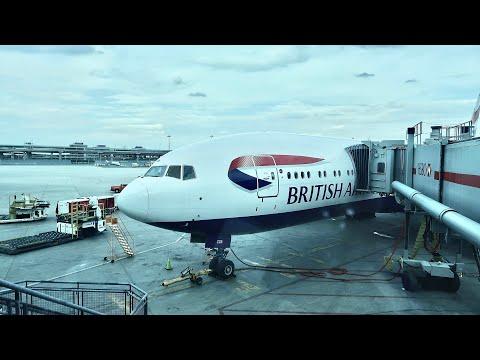 Flight Report | British Airways | B777-200 | Flight BA092 | Toronto to London | Economy Class