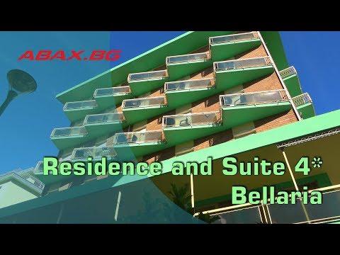 Residence and Suite 4*, Bellaria, Italy 4K bluemaxbg.com