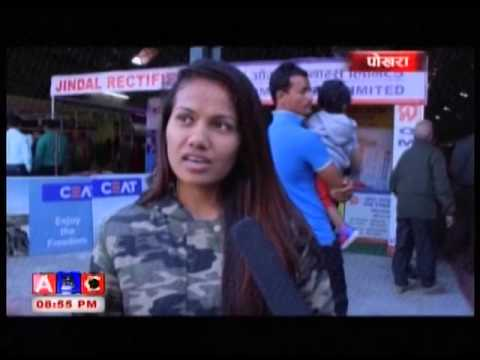 Hello nepal report broad by abc television