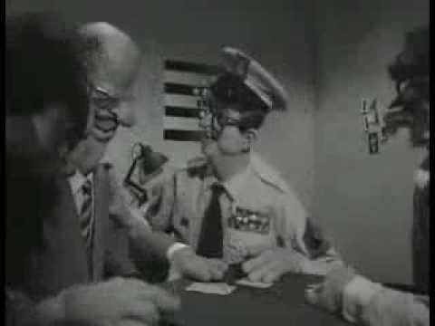 """Spitting Image"": ""Cry Freedom"" - Steve Biko / ""The Phil Silvers Show"" - Sgt Bilko sketch"
