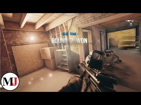 20 Kill Game: Full Game Uncut (w/FaceCam) - Rainbow Six Siege