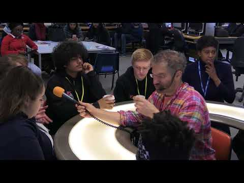 Talkaoke: College of North West London, Part - 1