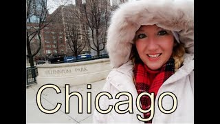 Travel Vlog l Road Trip l Chicago l Illinois