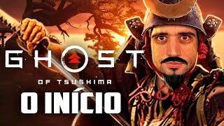 Ghost of Tsushima - O INÍCIO do gameplay