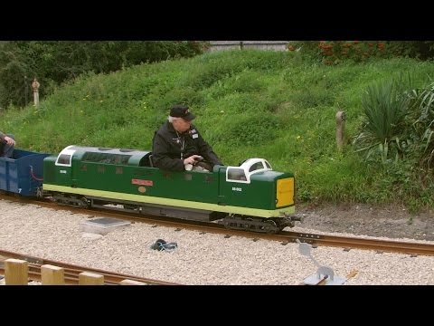 York 9.9.2015 - National Railway Museum Miniature Railway - NRM