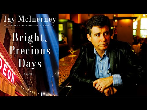 Jay McInerney on Bright Precious Days | Book Expo America 2016