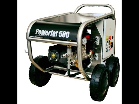 PowerJet 500 Water Blaster