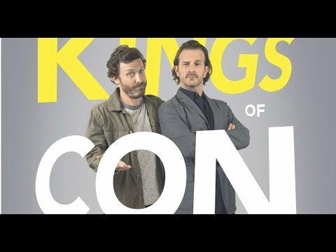 Короли конвенций, 1 серия/Kings Of Con, Episode 1, русские субтитры