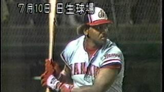 1984年阪急ブレーブス優勝の軌跡