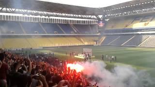 Robin Van persie Şükrü SaRACOĞLU Stadı