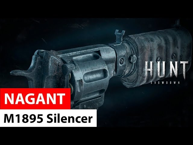 Nagant M1895 Silencer   Hunt: Showdown