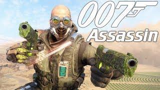 007 ASSASSIN.. BO3 SnD NINJA GOD!