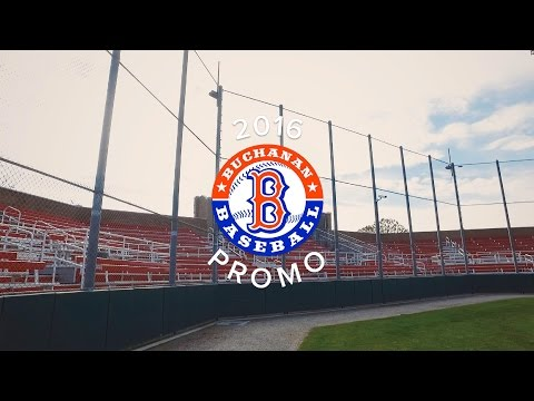 Buchanan High School Varsity Baseball  2016