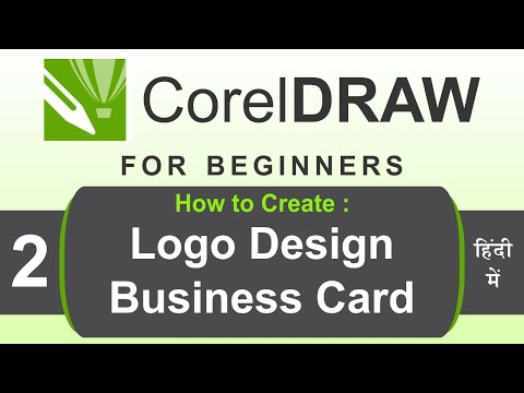 CorelDRAW Tutorial in Hindi for beginners with Practical way Part 2