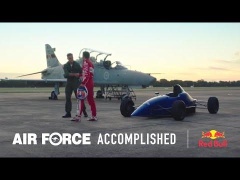 Air Force Pilot X Anton De Pasquale