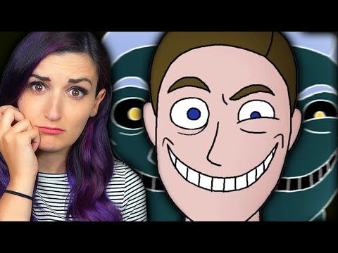 Reacting To TRUE HORROR STORY Animations (DO NOT Watch Before Bed)