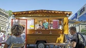Dans les coulisses des food trucks de Lausanne