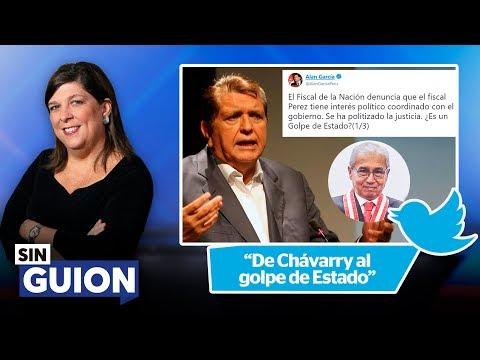 De Chávarry al golpe de Estado - SIN GUION con Rosa María Palacios